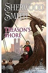 Treason's Shore (Inda Book 4) Kindle Edition