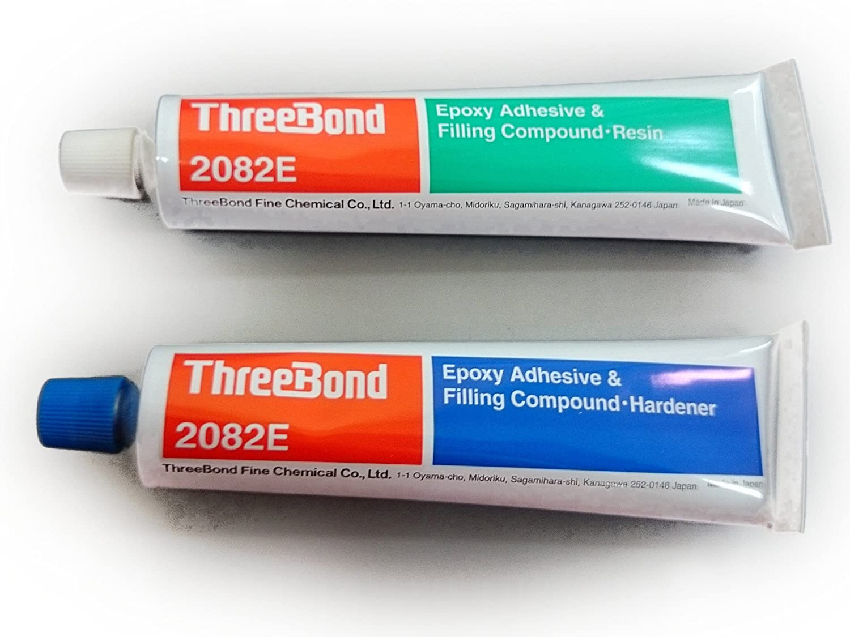 スリーボンド エポキシ系万能型接着剤 TB2082E 100gセット TB2082E