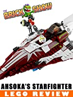 LEGO Star Wars Ahsoka's Starfighter And Vulture Droid Review (7751)