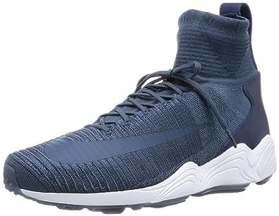 b8f1b5eec35b5 Nike Zoom Mercurial Xi Fk Mens Hi Top Trainers 844626 Sneakers Shoes (UK 10  US