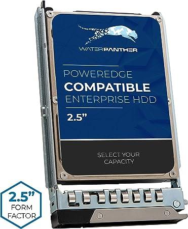 "1 YR Warranty New Dell PowerEdge R720 2TB SATA 2.5/"" Hard Drive with Drive Tray"