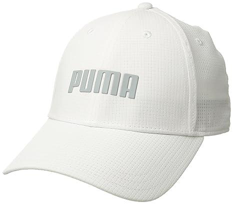 6a552a28796fe Amazon.com   PUMA Golf 2018 Men s Breezer Hat   Sports   Outdoors