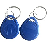 YARONGTECH herschrijfbare rfid 125khz beschrijfbare T5577 Blue Fob (pak van 10)