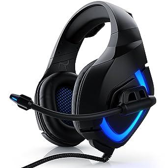 CSL - Auriculares para juegos para PS4 | micrófono ...