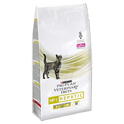 Pro Plan Veterinary Diets Feline HP Hepatic Dry - Comida ...