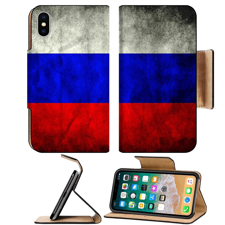 Amazon Com Msd Premium Apple Iphone X Flip Pu Leather