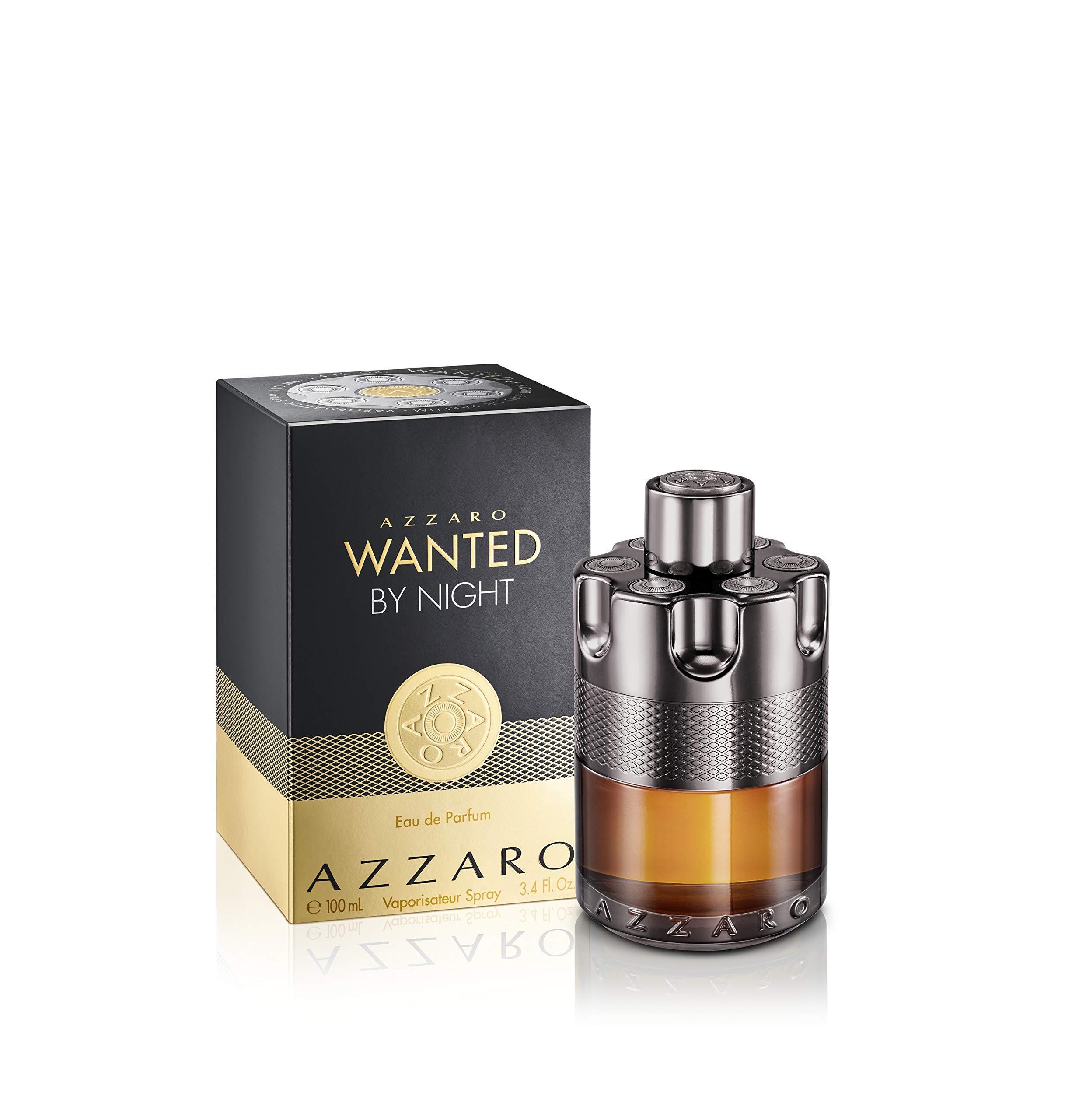 Azzaro Wanted by Night Eau de Parfum for Men - Mens Cologne