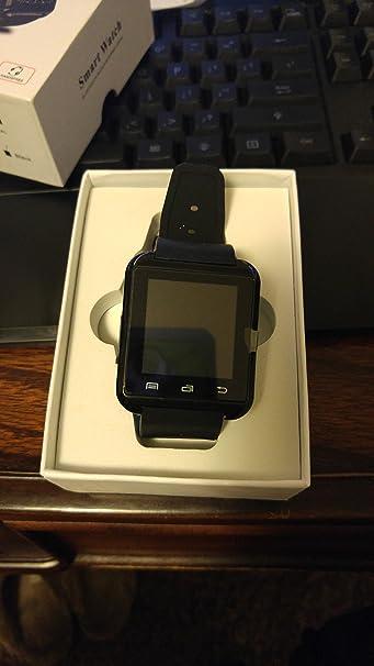 victorUS_store Reloj Inteligente Bluetooth Reloj Inteligente Reloj ...