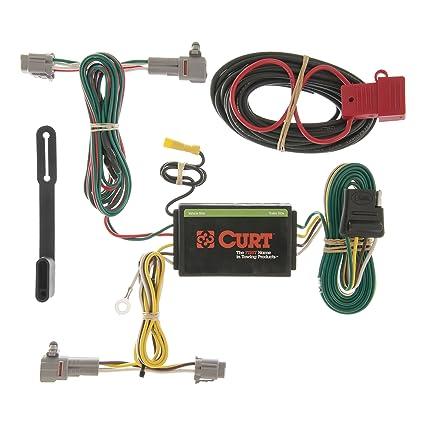 amazon com curt 56111 custom wiring harness automotive rh amazon com Trailer Hitch Subaru Baja GM Trailer Wiring Harness