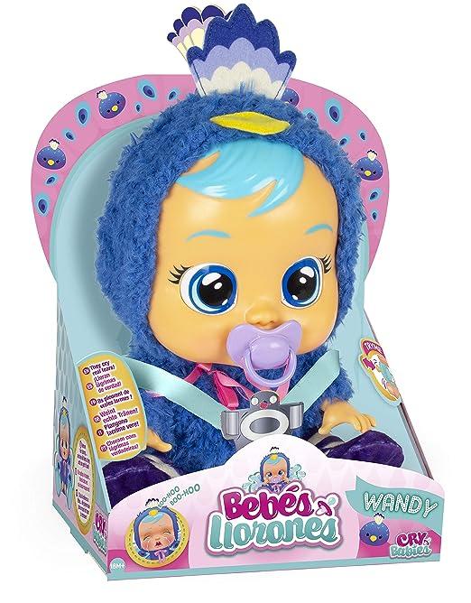 Amazon.es: IMC Toys Bebés Llorones - Wandy (93201): Juguetes ...