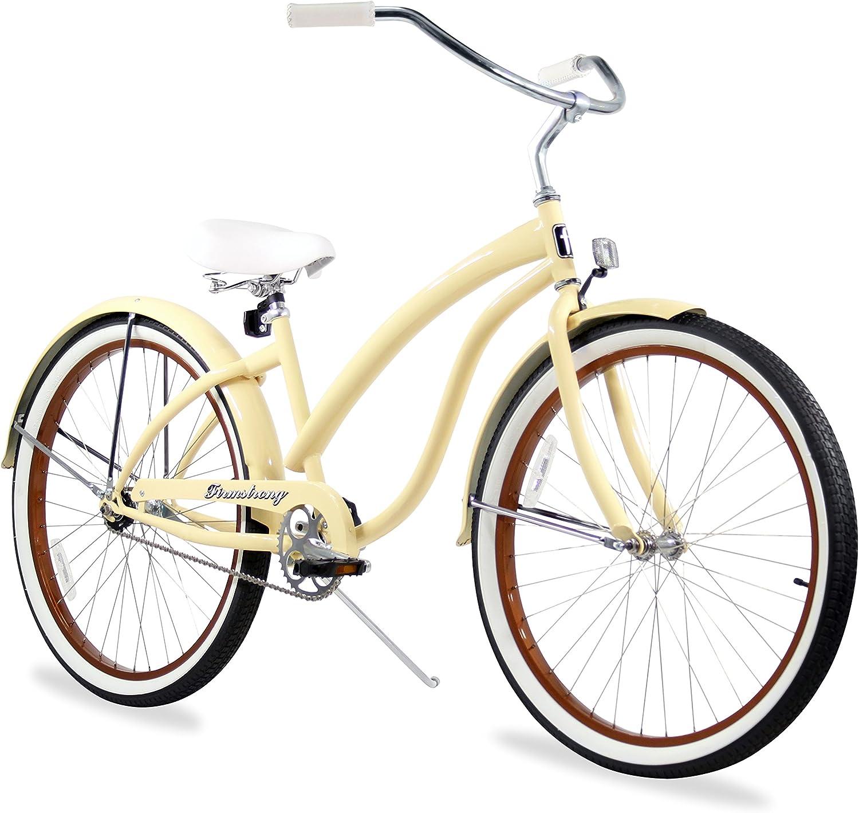 Firmstrong Bella Women s Beach Cruiser Bicycle