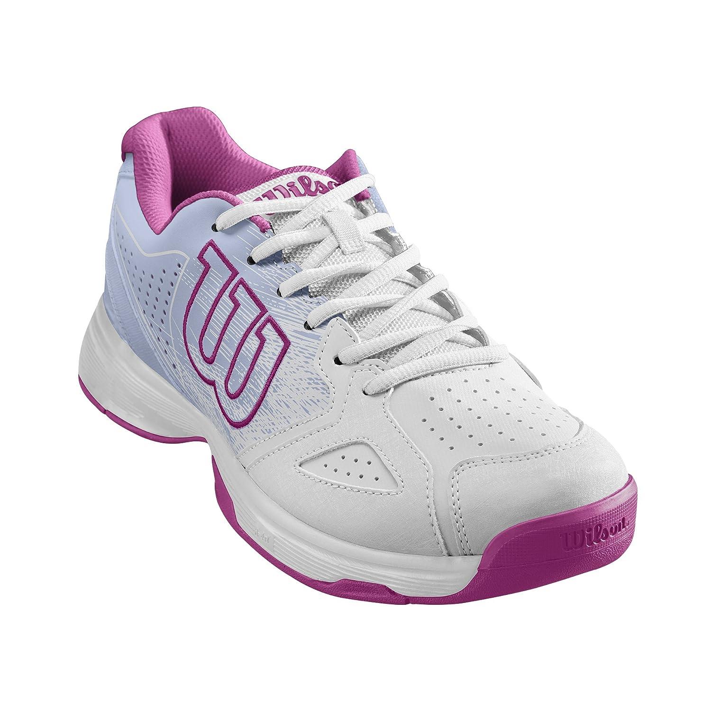 Wilson Femme Chaussures de Tennis, Convient aux joueuses de tout niveau, Pour tout type de terrain, KAOS STROKE W, Tissu Synthétique