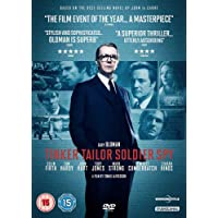 Tinker Tailor Soldier Spy [DVD] [2011]