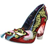 Irregular Choice Women's Ruby Envelope Closed-Toe Pumps