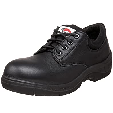 Avenger Safety Footwear Men's 7113 Safety Toe Oxford,Black,7 ...