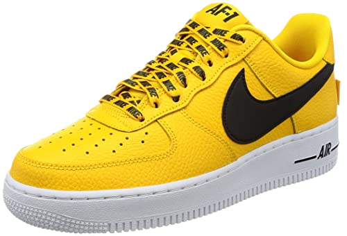 9a29e7d3 AIR Force 1 '07 LV8 'NBA Pack' - 823511-701: Amazon.co.uk: Shoes & Bags