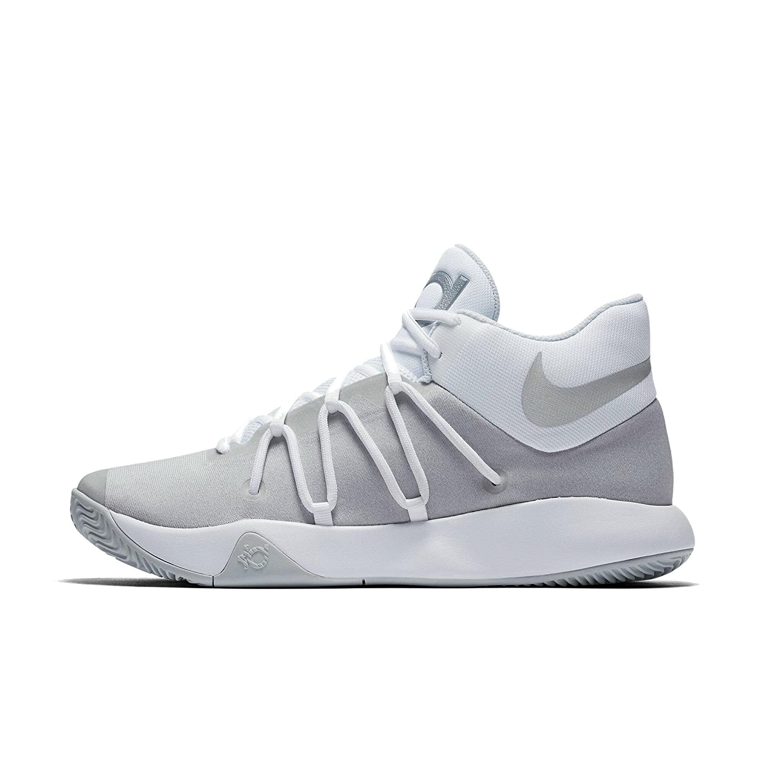 wholesale dealer 19704 e7316 Amazon.com   Nike Men s KD Trey 5 V Basketball Shoes (11.5, White Grey)    Basketball