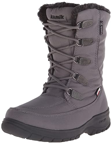 Amazon.com | Kamik Women's Brooklyn Winter Snow Boot | Snow Boots