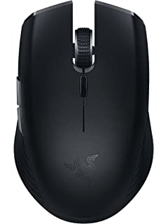 180da409909 Razer Atheris Ambidextrous Wireless Mouse - [Matte Black]: 7200 DPI Optical  Sensor -