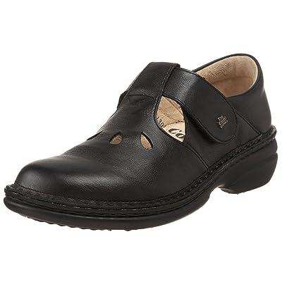 FinnComfort Womens Tofino 82053 Black Nappa - 39 M EU | Flats