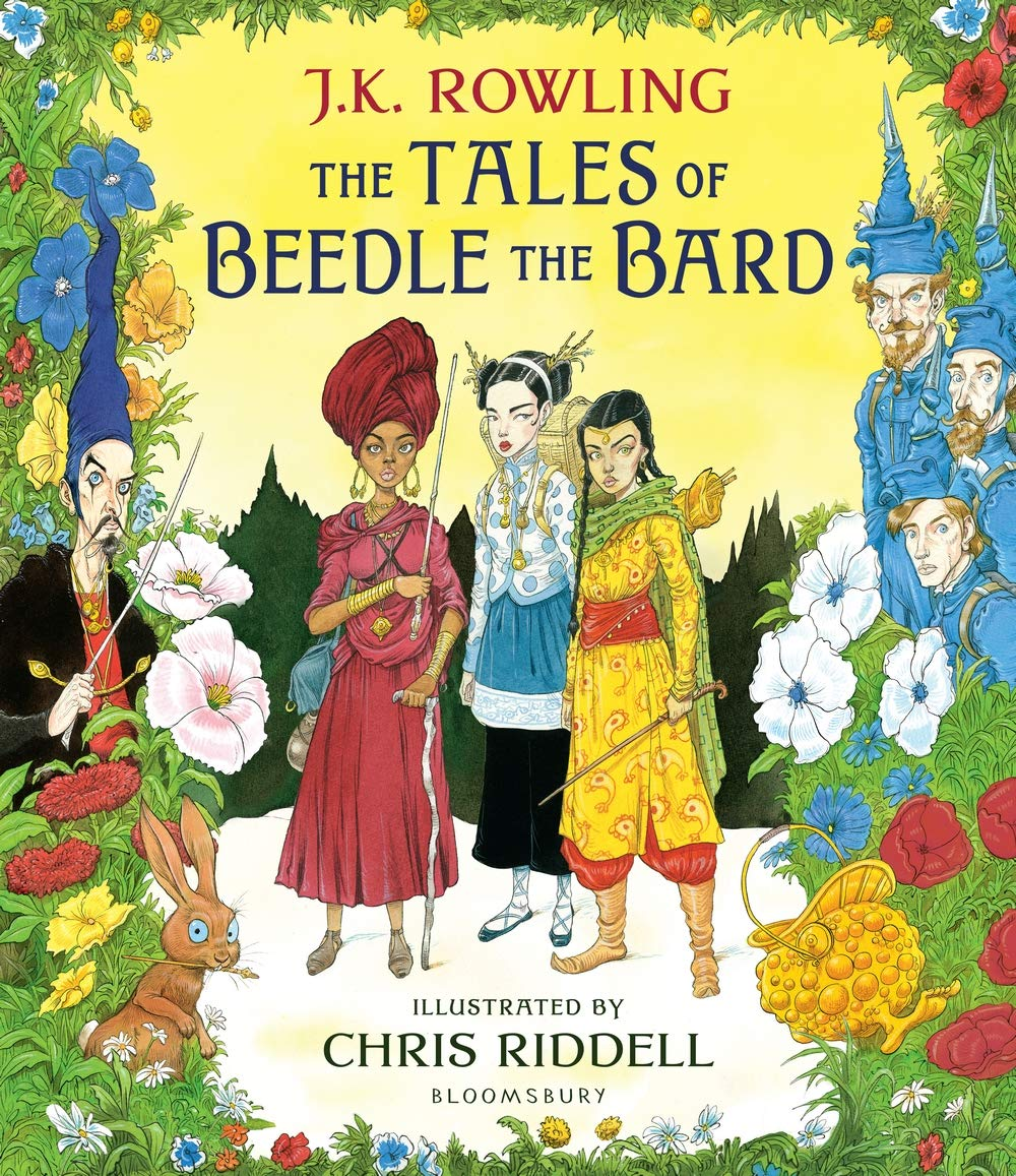Free download the tales of beedle the bard read online.