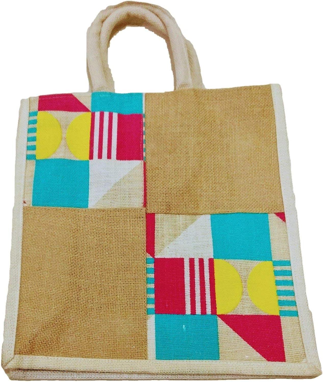 Madeleine Jute Grocery bag Shapes
