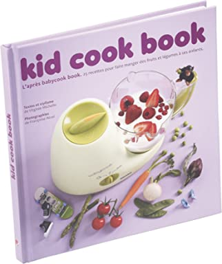 BEABA Kid Cookbook, English