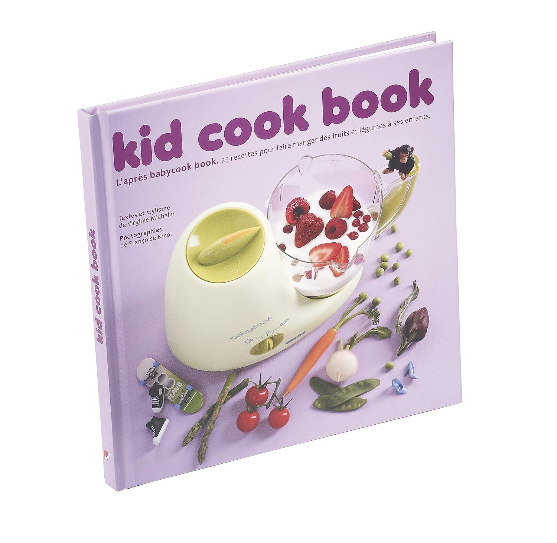 Beaba Kid Cook Book 123370