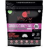 Coriolus Mushroom Extract Powder (2oz/57gm) 20:1 Concentration (Also Know As Turkey Tail Mushroom)