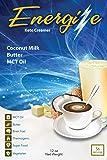 Energize Premium KETO Coffee Creamer, 56 Servings, MCT Oil, Butter, Coconut Milk (Keto)