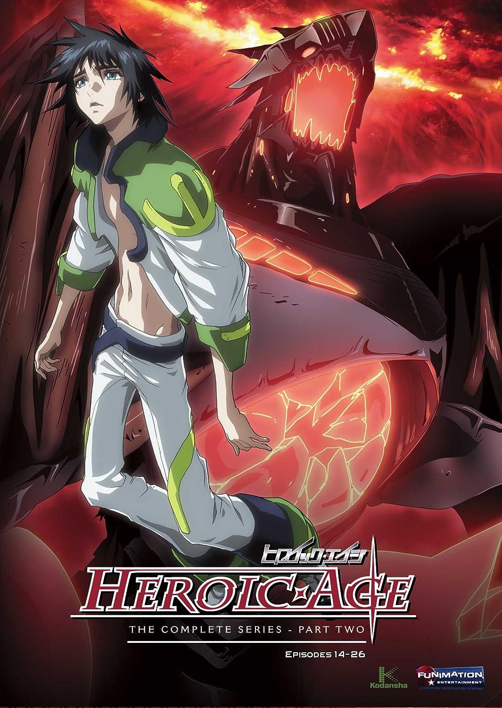 Resultado de imagen de Heroic Age