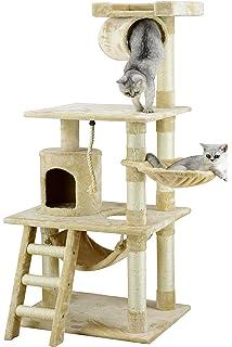 go pet club cat tree furniture 62 in high