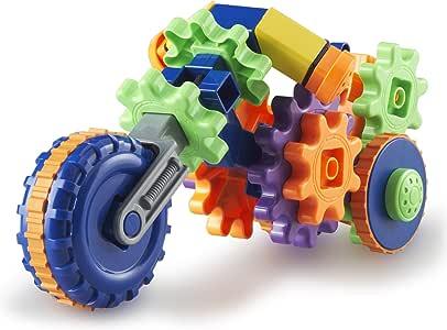 Learning Resources LER9231 Gears! Gears! Gears! CycleGears Building Set (30 Piece)