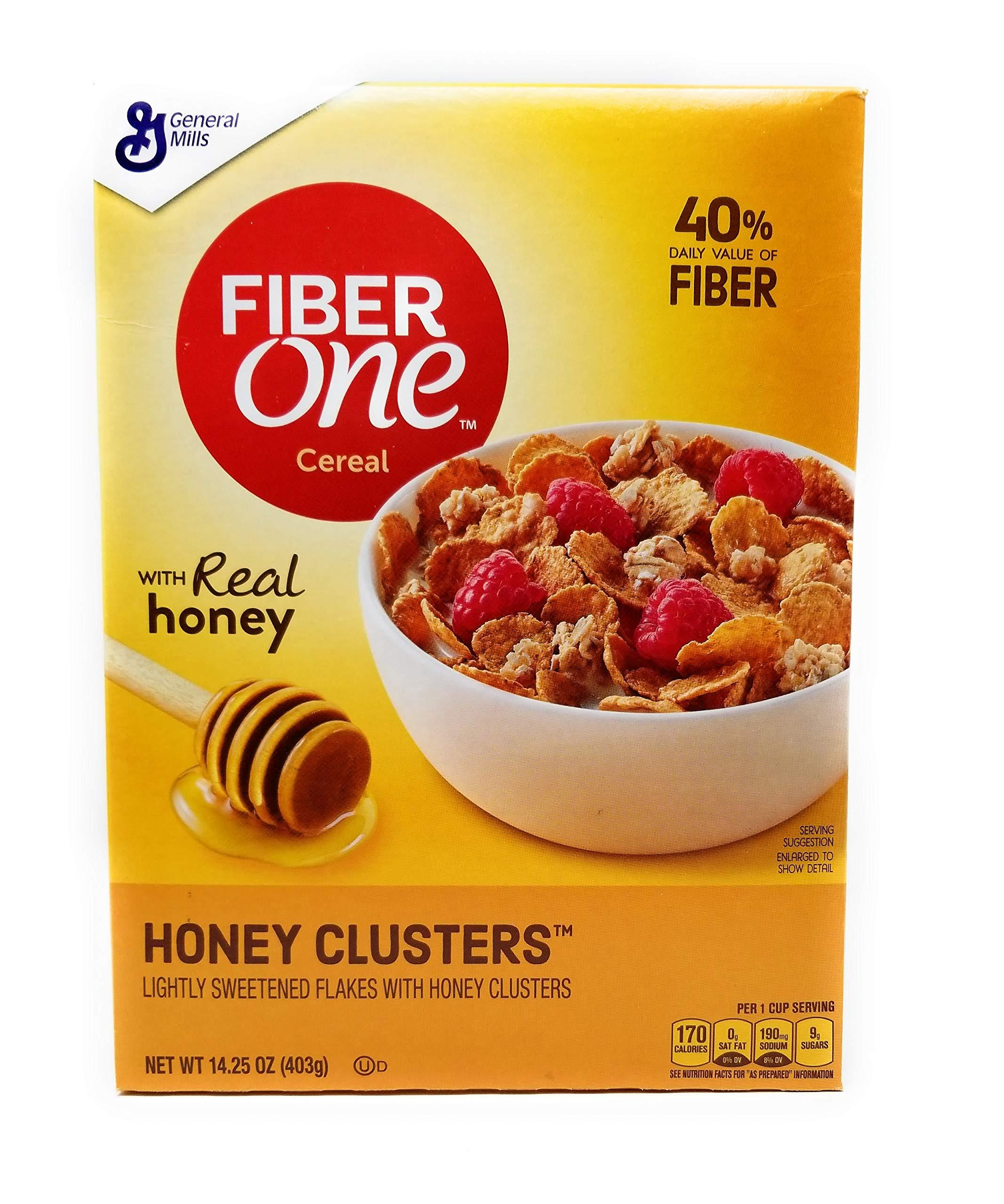 Amazon.com: Fiber One Cereal, Bran, Original, 16.2 Oz