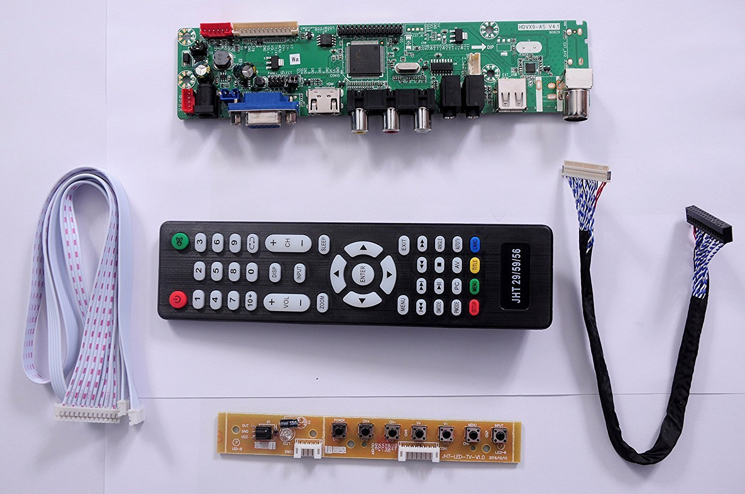 aakhil universal main board for lg led tv 19