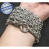 Phoenix outdoor full steel self defense hand bracelet chain