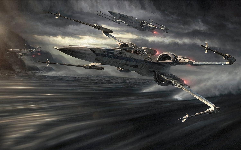 X Wing Star Wars Large Art Poster Print A0 A1 A2 A3 A4
