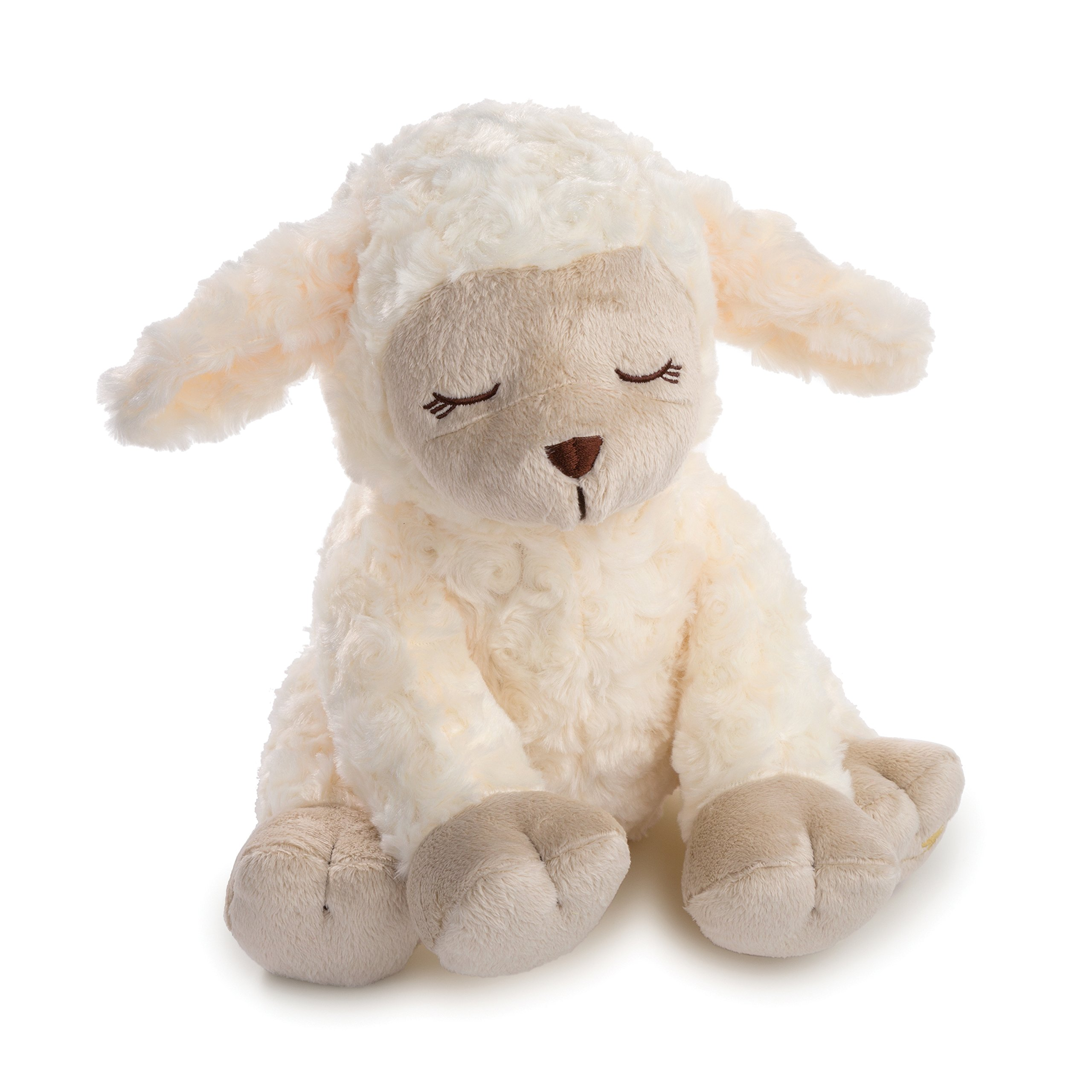 Amazon Com Gund Baby Soothing Sound And Lights Stuffed