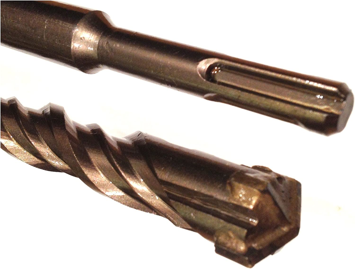 by Yato YT-4219 Yato professional SDS Plus drill bit 14mmx460mm long X tip cross tip