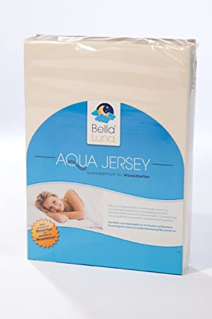 Bella Luna Molton - Funda de colchón elástica, transpirable, cubrecolchón para colchones de todo tipo, ...