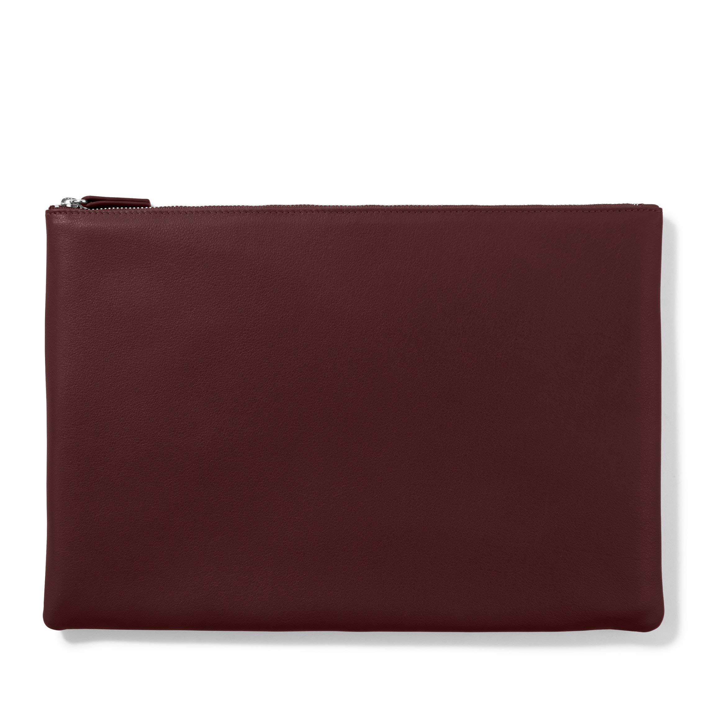 Leatherology Bordeaux Large Pouch by Leatherology