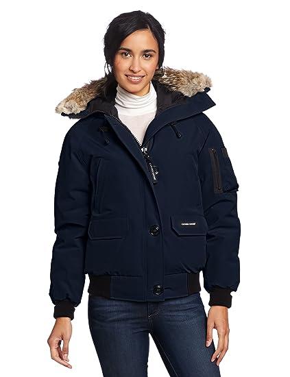 fa0d2ead42e Amazon.com: Canada Goose Women's Chilliwack Bomber: Clothing