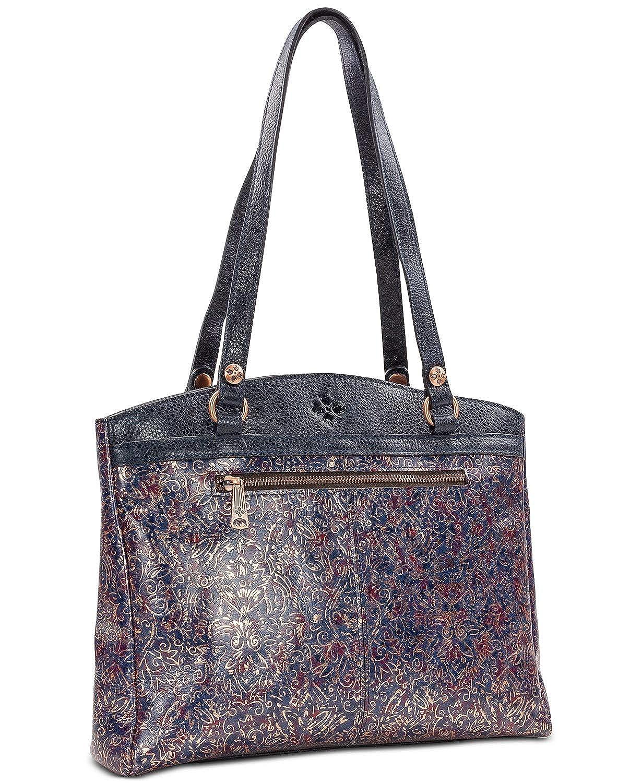 Amazon.com  Patricia Nash Kimono Tapestry Metallic Poppy Tote  Shoes 00e2c6a689