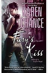 Fury's Kiss: A Midnight's Daughter Novel (Dorina Basarab Book 3) Kindle Edition