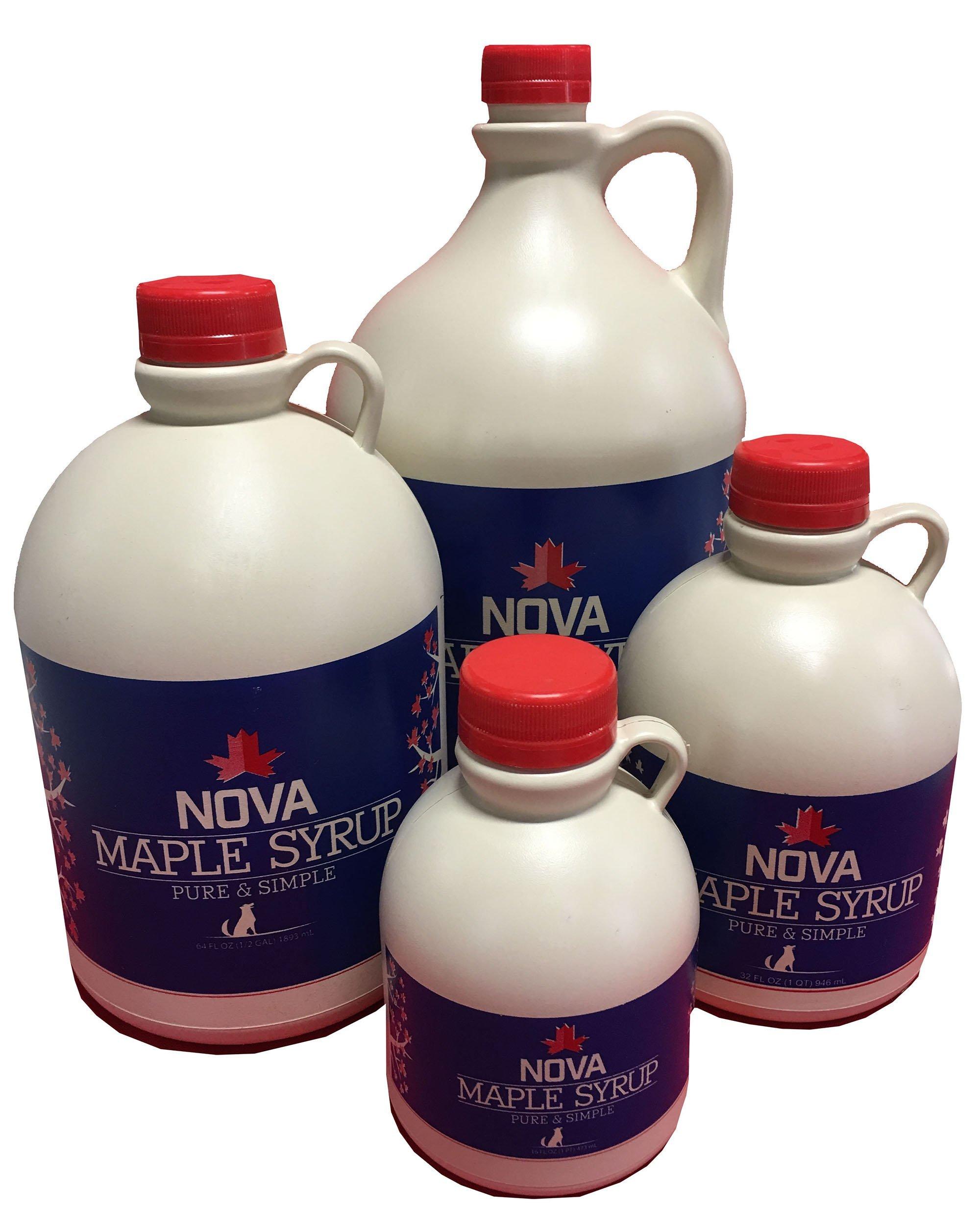 Nova Maple Syrup - Pure Grade-A Maple Syrup (Gallon) by Nova Maple Syrup (Image #2)