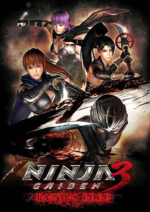 Amazon.com: Ninja Gaiden 3: Razors Edge Poster: Posters ...