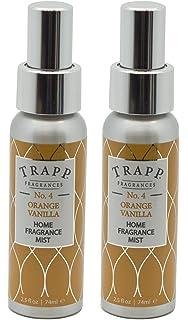 Perfect Trapp Home Fragrance Mist, No. 4 Orange/Vanilla, 2.5 Ounce (