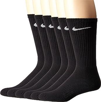 6-Pair NIKE Performance Cushion Crew Socks