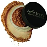 Bella Terra Cosmetics - Mineral Foundation - ALL COLORS & SHADES - 9 gram - Face Powder - Mineral Make-up - Natural & Healthy - Multipurpose