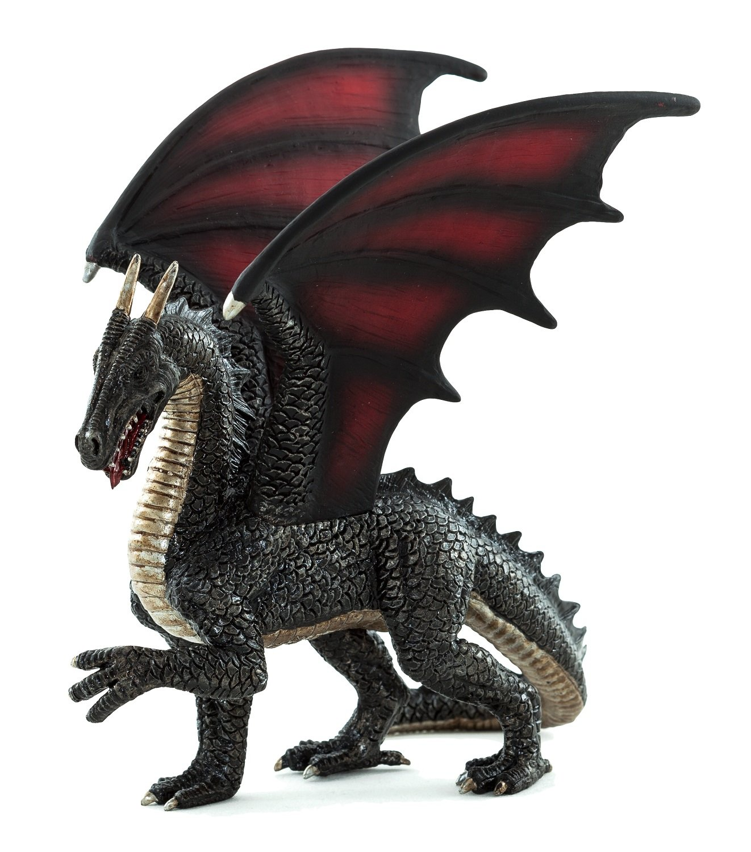 MOJO Steel Dragon Toy Figure 387215